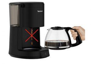 Tefal Kaffeemaschine Anti-Tropf Funktion