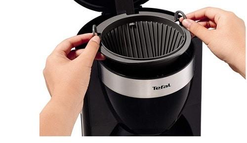 Tefal Kaffeemaschine Test Vergleich Filterkaffeemaschine