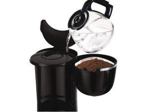 Tefal Kaffeemaschine aus Glas Mini (600 W, 6 Tassen) Sieger Preis Leistung bei Haus & Garten