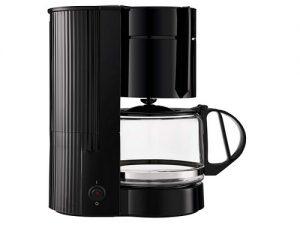 Tefal Uno CM1218 Filterkaffeemaschine (1,1 Liter) schwarz